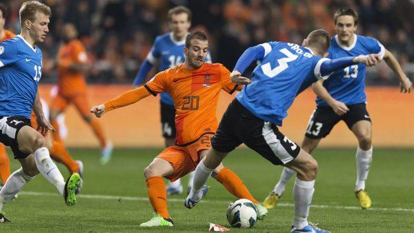 مشاهدة مباراة إستونيا وهولندا بث مباشر 9-9-2019