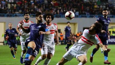 Photo of الزمالك ضد بيراميدز.. 20 ألف مشجع في نهائي كأس مصر