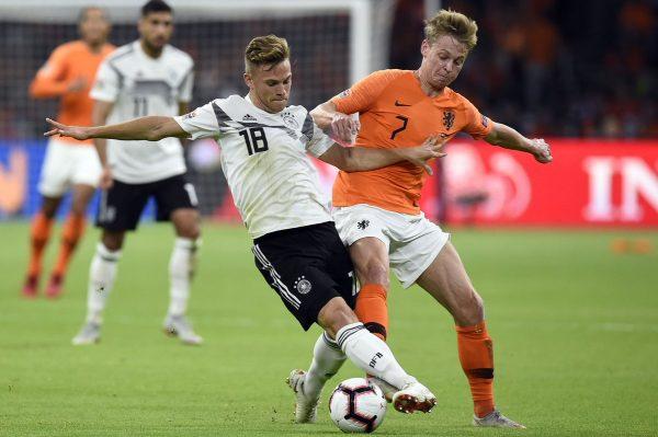 رابط ايجي ناو بث مباشر لمباراة ألمانيا وهولندا 6-9-2019