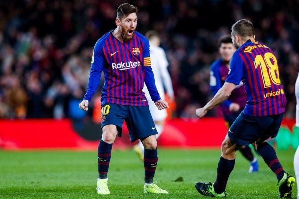 رابط ايجي ناو بث مباشر لمباراة برشلونة وفالنسيا 14-9-2019