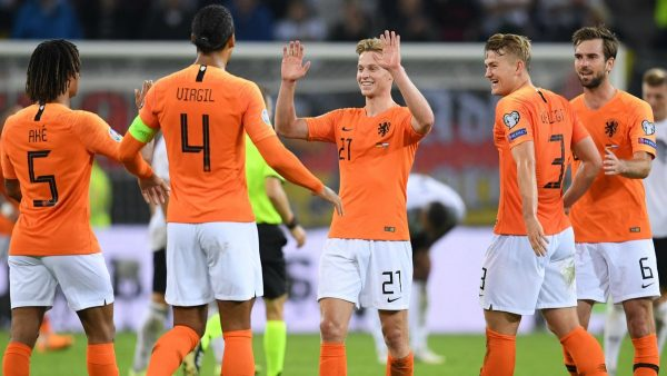 رابط ايجي ناو بث مباشر لمباراة إستونيا وهولندا 9-9-2019
