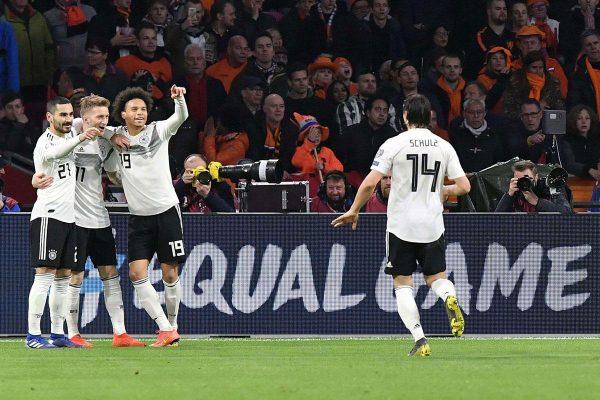 مشاهدة مباراة أيرلندا الشمالية وألمانيا بث مباشر 9-9-2019