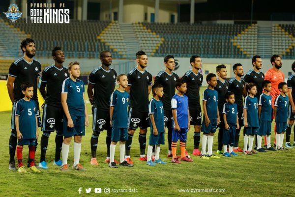 قائمة بيراميدز ضد الزمالك في نهائي كأس مصر