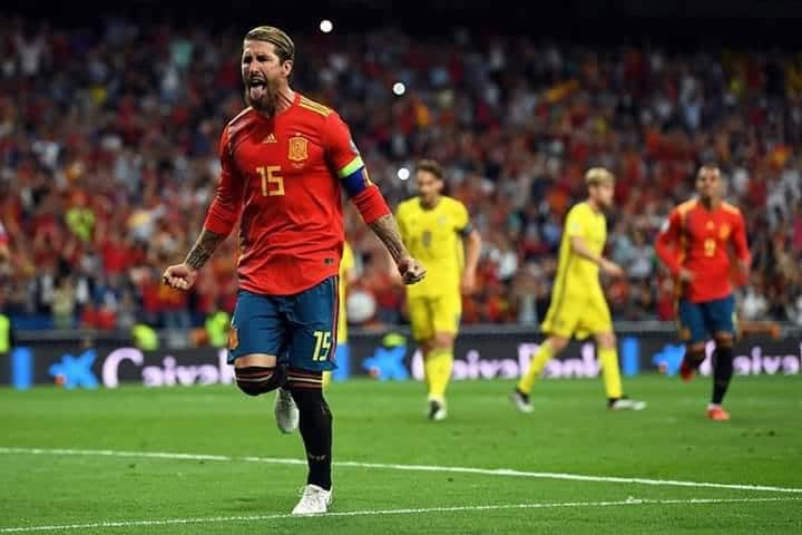 ملخص ونتيجة مباراة أسبانيا ضد رومانيا في تصفيات يورو 2020