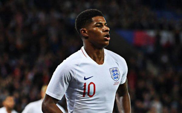 شاهد أهداف مباراة منتخب إنجلترا ضد الجبل الأسود