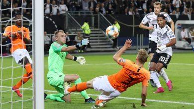 نتيجة مباراة ألمانيا ضد هولندا