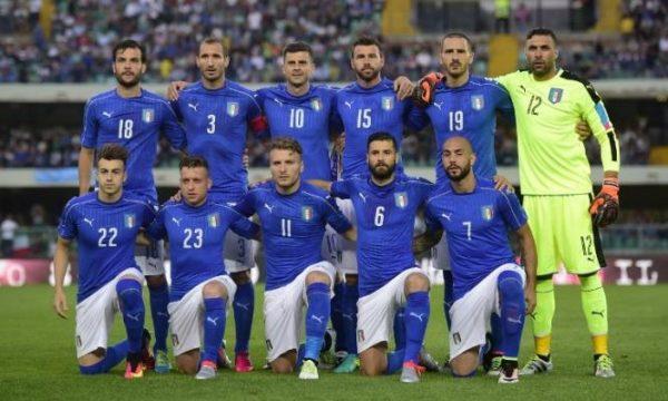 نتيجة واهداف مباراة إيطاليا ضد اليونان
