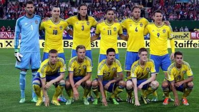Photo of موعد مباراة السويد والنرويج والقنوات الناقلة
