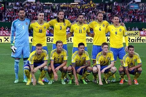 موعد مباراة السويد والنرويج والقنوات الناقلة