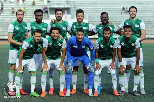 الكاف يعلن طاقم تحكيم مباراة المصري وبطل موريتانيا بالكونفدرالية