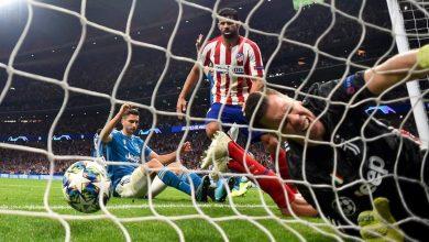 نتيجة مباراة أتلتيكو مدريد ضد يوفنتوس في دوري أبطال أوروبا
