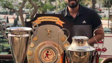 Photo of يد الزمالك في صدارة دوري المحترفين كرة اليد