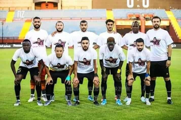ملخص ونتيجة مباراة الإنتاج الحربي ضد نادي مصر في الدوري المصري