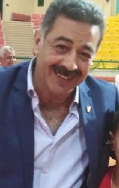 د/ مجدي ابو فريخة رئيس اتحاد كرة السلة