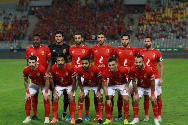 قائمة الأهلي ضد سموحة بالدوري المصري الممتاز