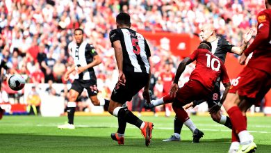 """Photo of أهداف مباراة ليفربول ونيوكاسل يونايتد بالدوري الإنجليزي """"فيديو"""""""