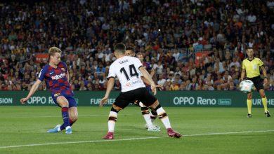 Photo of ملخص ونتيجة مباراة برشلونة وفالنسيا في الدوري الإسباني