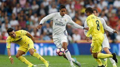 Photo of مشاهدة مباراة فياريال وريال مدريد بث مباشر 1-9-2019