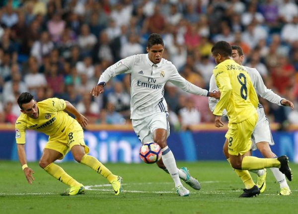 مشاهدة مباراة فياريال وريال مدريد بث مباشر 1-9-2019