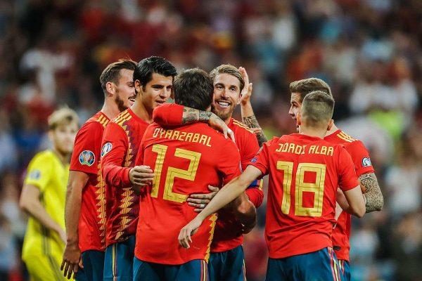 مشاهدة مباراة رومانيا وإسبانيا بث مباشر 5-9-2019