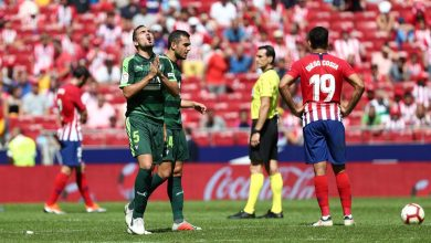 مشاهدة مباراة أتلتيكو مدريد وإيبار بث مباشر 1-9-2019