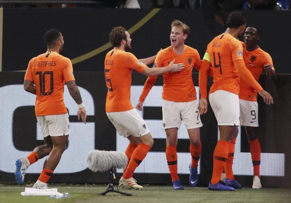 مشاهدة مباراة ألمانيا وهولندا بث مباشر 6-9-2019