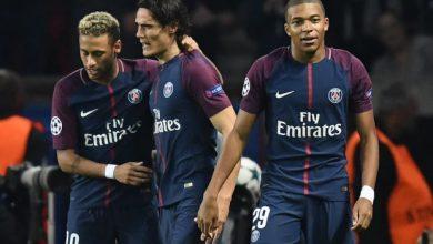 صورة ملخص ونتيجة مباراة باريس سان جيرمان ضد ليل في الدوري الفرنسي