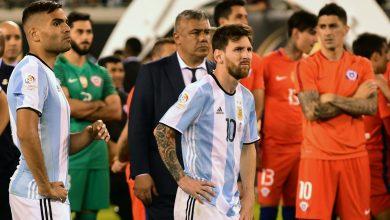 مشاهدة مباراة تشيلي والأرجنتين بث مباشر 6-9-2019