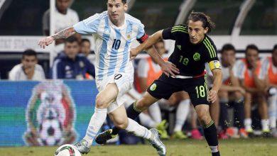 Photo of مشاهدة مباراة الأرجنتين والمكسيك بث مباشر 11-9-2019