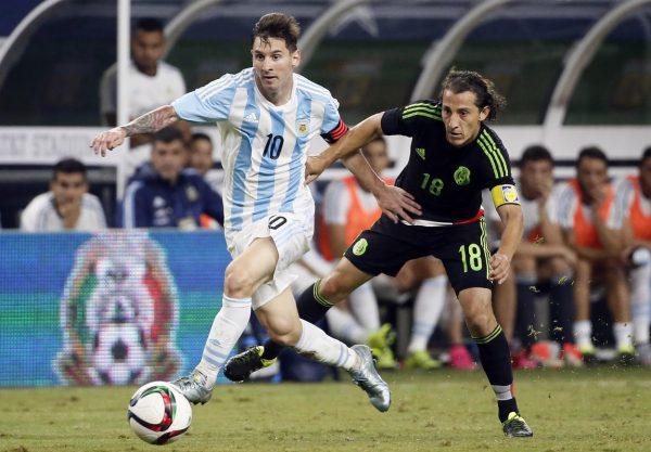 مشاهدة مباراة الأرجنتين والمكسيك بث مباشر 11-9-2019