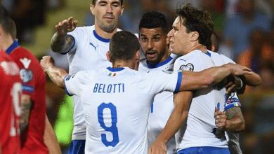 نتيجة وملخص مباراة إيطاليا ضد أرمينيا في تصفيات يورو 2020