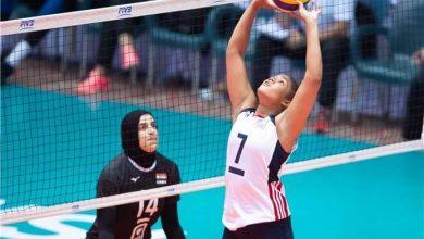 Photo of هزيمة منتخب ناشئات مصر من امريكا ببطولة العالم للطائرة