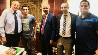 Photo of المقاصة يتعاقد رسميا مع أيمن حفني 3 مواسم