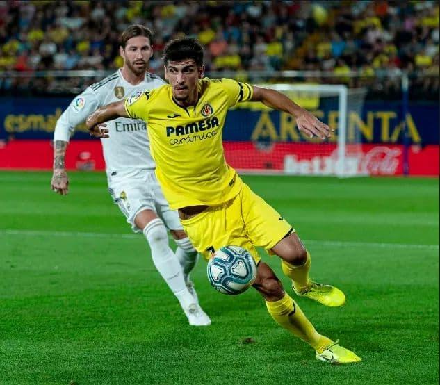 ملخص ونتيجة مباراة ريال مدريد ضد فياريال في الدوري الإسباني