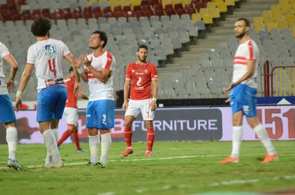 نتيجة مباراة الزمالك والأهلي في السوبر المحلى