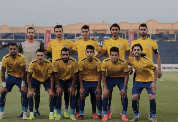 ملخص ونتيجة مباراة الجونة ضد الإسماعيلي في الدوري المصري
