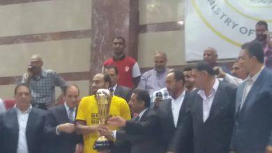 Photo of فريق الجزيرة يتوج ببطولة كأس السوبر لكرة السلة