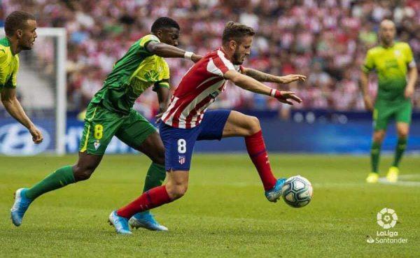 ملخص ونتيجة مباراة أتلتيكو مدريد ضد أيبار