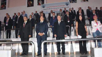Photo of بالصور .. أفتتاح بطولة العالم لناشئات الطائرة تحت ١٨ عام