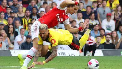 صورة نتيجة مباراة ارسنال ضد واتفورد بالدوري الإنجليزي