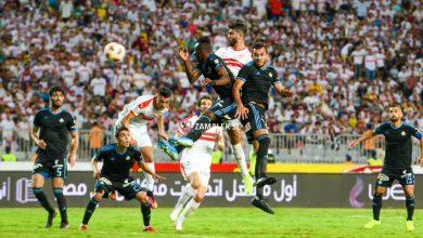 Photo of نتيجة مباراة الزمالك وبيراميدز في نهائي كأس مصر