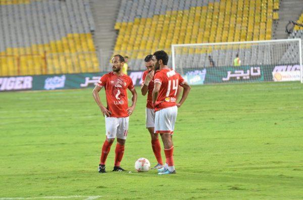 التشكيل المتوقع لمباراة الأهلي ضد كانو سبورت بدورى الأبطال