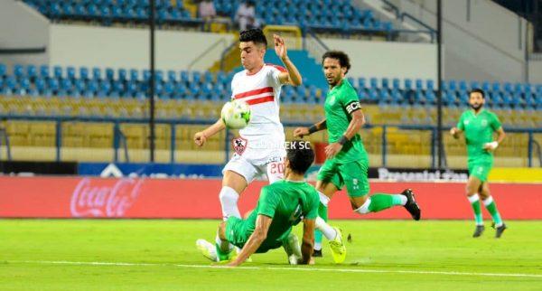 تشكيل الزمالك المتوقع لمباراة بيراميدز فى نهائي كأس مصر