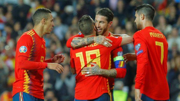 مشاهدة مباراة إسبانيا وجزر الفارو بث مباشر 8-9-2019