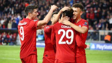 Photo of نتيجة وأهداف مباراة بايرن ميونخ ضد توتنهام في دوري أبطال أوروبا