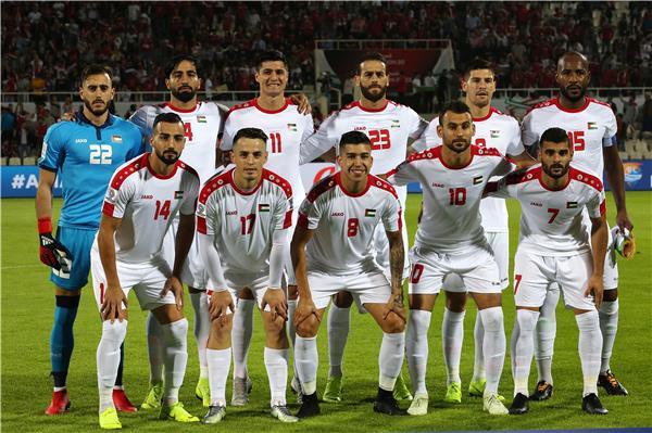 ملخص ونتيجة مباراة فلسطين ضد السعودية بتصفيات المونديال