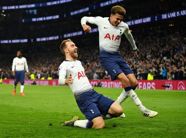 مشاهدة مباراة برايتون وتوتنهام بث مباشر 5-10-2019