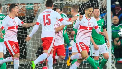 Photo of مشاهدة مباراة سويسرا وأيرلندا بث مباشر 15-10-2019