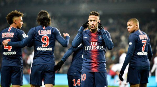 نتيجة وأهداف مباراة باريس سان جيرمان ضد كلوب بروج