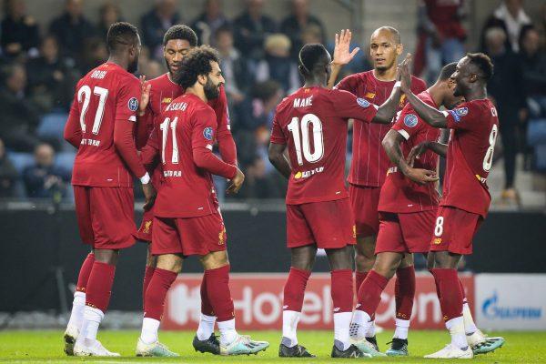 مشاهدة مباراة ليفربول وتوتنهام بث مباشر 27-10-2019 - إيجي ...